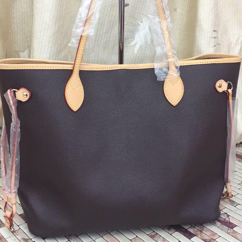 جديد مصمم أزياء النساء حقائب اليد حقائب السيدات مركب حقيبة سيدة القابض الكتف حمل الإناث المحفظة محفظة حجم MM
