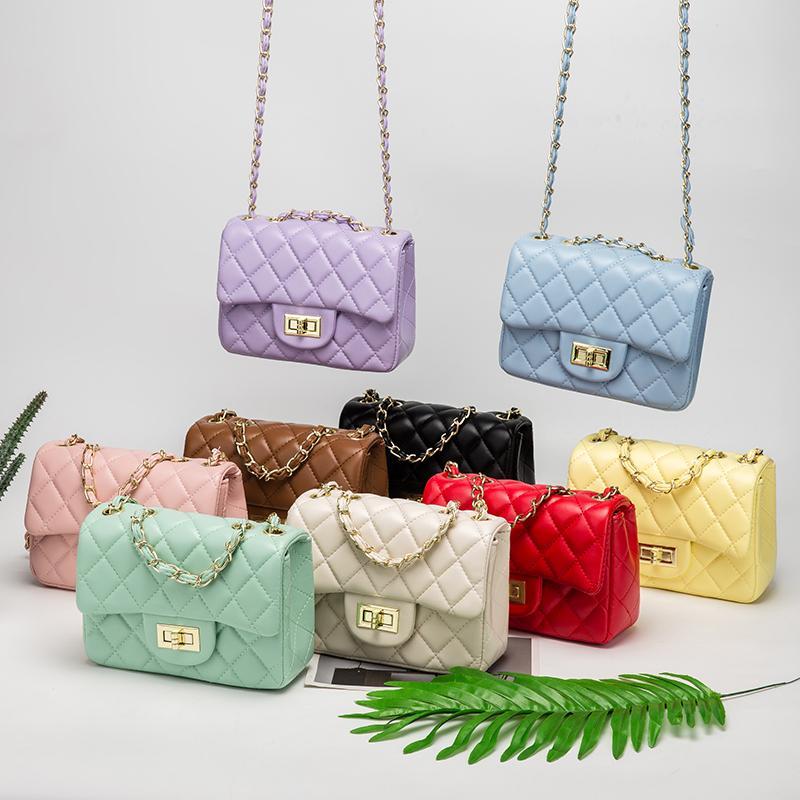 Sac femme gros de haute qualité concepteur sac à bandoulière nouveau dames sac à main chaîne Lingge sac messager épaule