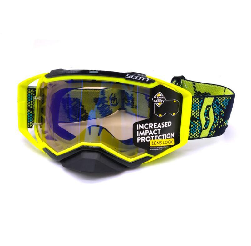 New scott motorcycle off-road goggles riding ski glasses outdoor sports windproof sand sports goggles