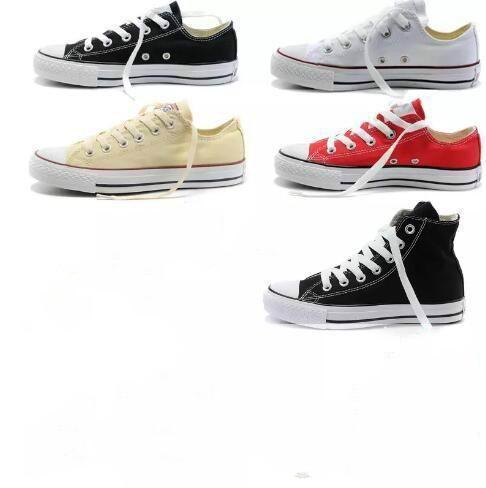 NEW size35-46 New Unisex Low-Top Adult Women's Men's Canvas Shoes 13 colors sports stars chuck Laced Up Casual Sneaker shoes