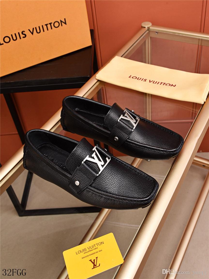 Лето Дышащий Повседневная Мужская Обувь Мокасины Скольжения На Отверстие Мужчины Кожаные Ботинки Вождения Обувь Мужская Лодка Обувь Мокасины