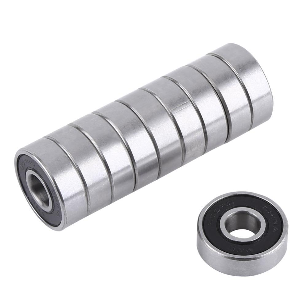 rulman 608 2RS ABEC-5 yatak 8X22X7mm derin oluk çelik rulman 608RS Z3V3 608-2RS 608rs