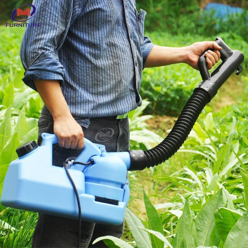 7L Sisleyici Makinesi In Stock Ultra Low Volume Elektrikli Portatif Sis Makinesi Tarım Pestisit 2 Paketleri
