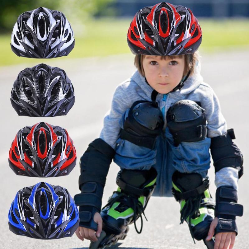 bambino regolabile Bicicletta Casco Superlight 22 Vents ultra-leggero e traspirante della strada di MTB Bicicletta Casco protettivo da 50-54 cm