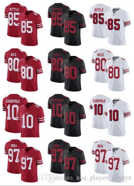 49ers jersey men