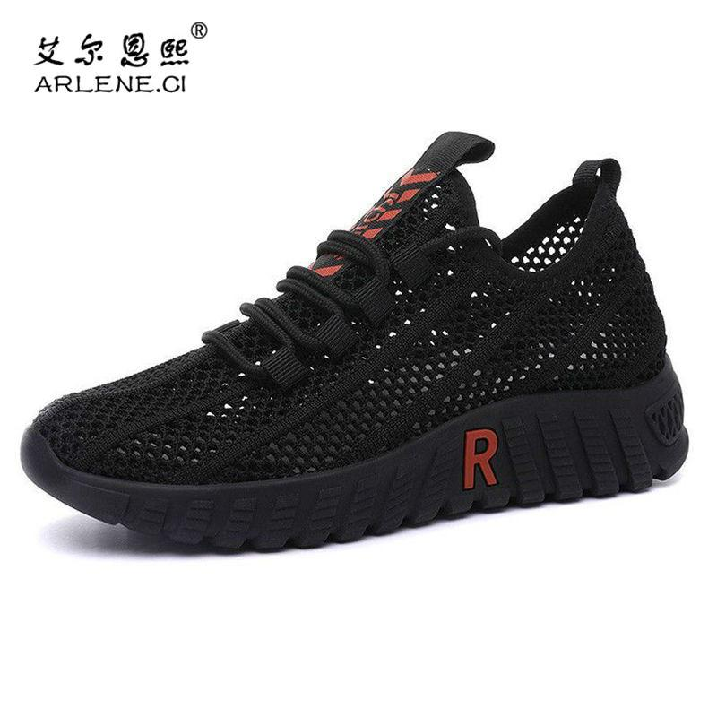 Tenis Feminino 2020 Women Tennis Shoes Female Sneakers Woman Sport Shoes Breathable Light Soft Flats Walking Basket Femme
