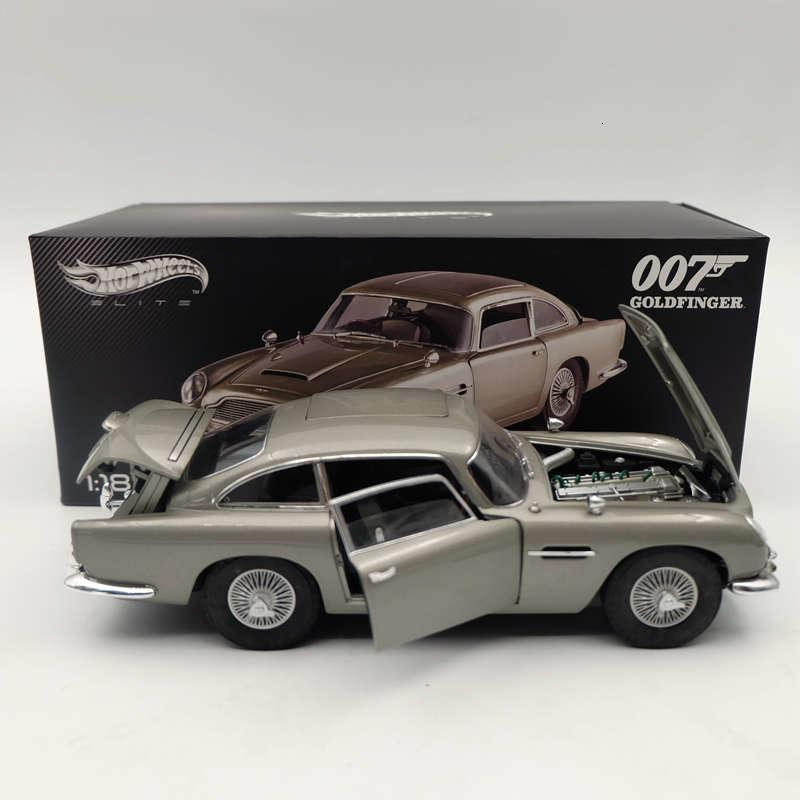 1:18 Aston Martin DB5 Goldfinger 007 JAMES BOND BLY20 Diecast Toys Models T191129