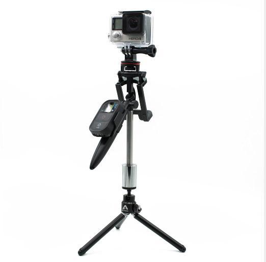 Gopro камера действия hero3 + / 4/5/6 карманной люлька Стабилизатор мобильной сеая палка балансировка кронштейн