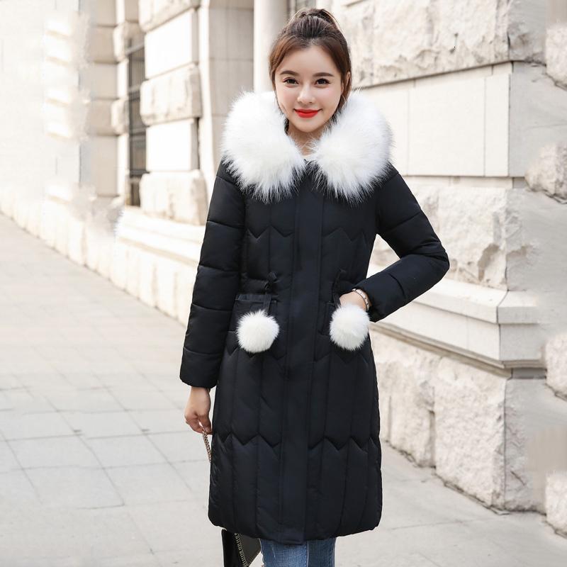 casacos de inverno, penas de pele das mulheres de cabelos