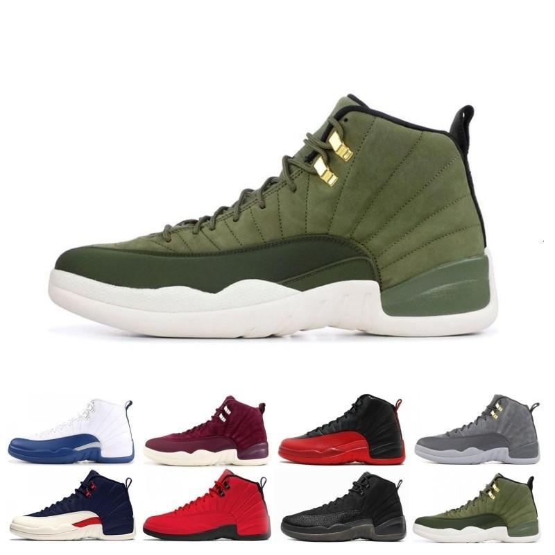 2019 12 12s Men Basketball Shoes