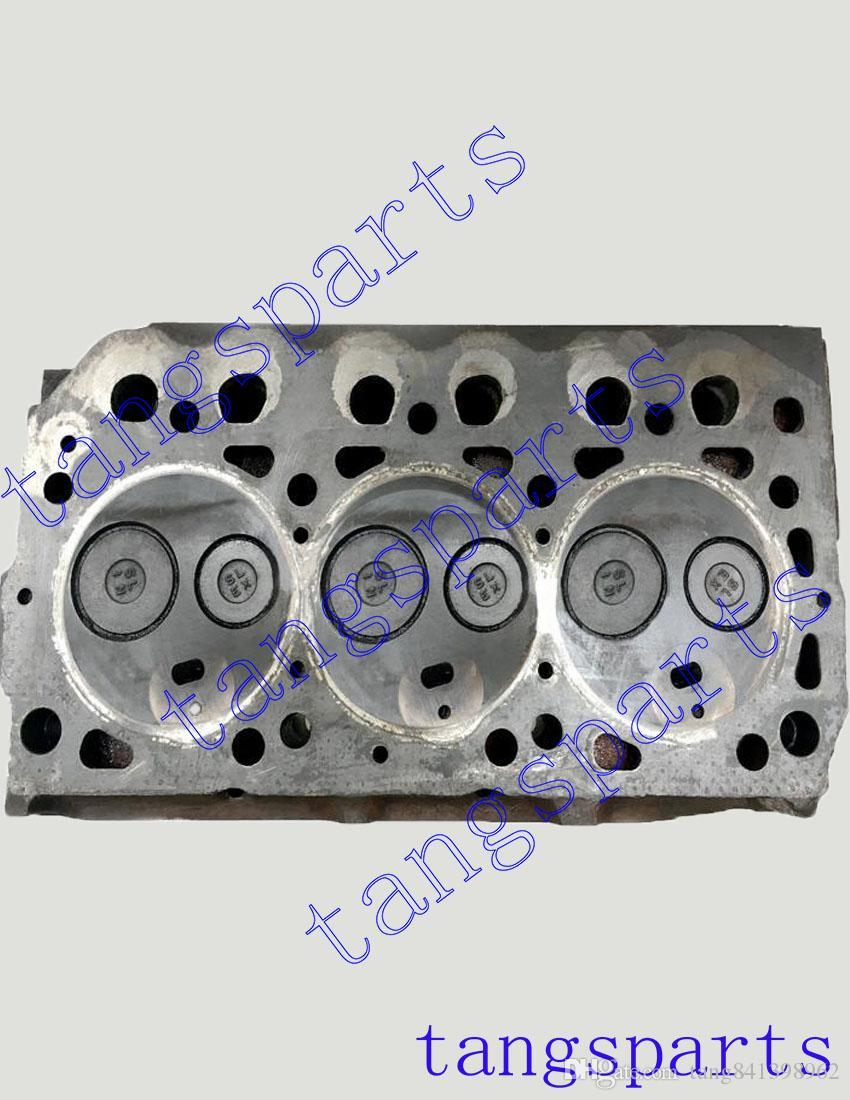 gebrauchte s3l zylinderkopf assy für mitsubishi bagger lader gabelstapler müllwagen diesel etc. motor kit teile