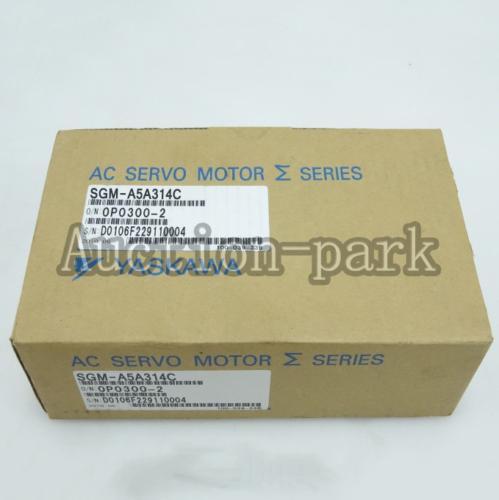 1PC NEW IN BOX Yaskawa servo Motor SGM-A5A314C one year warranty