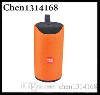 TG113 야외 스피커 BT 휴대용 스피커 무선 미니 TF 카드 및 USB 디스크 스피커
