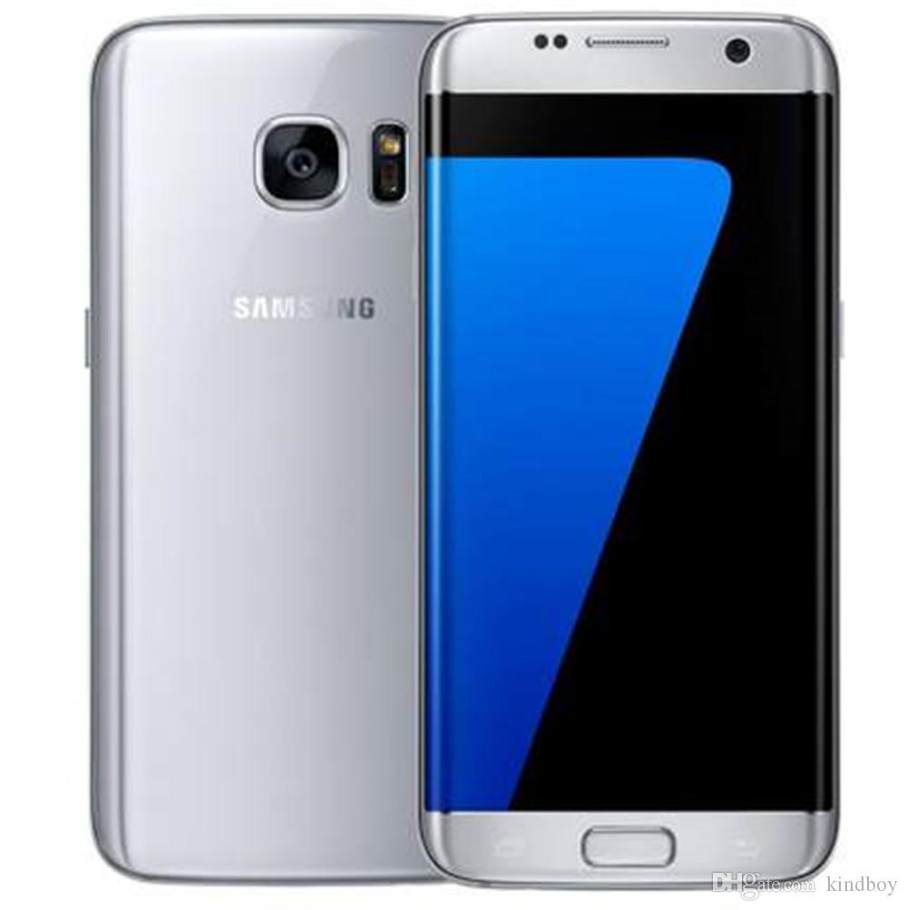 Samsung Galaxy s7 edge Octa Core Mobile phone 16 MP Camera android 6.0 4GB/32GB