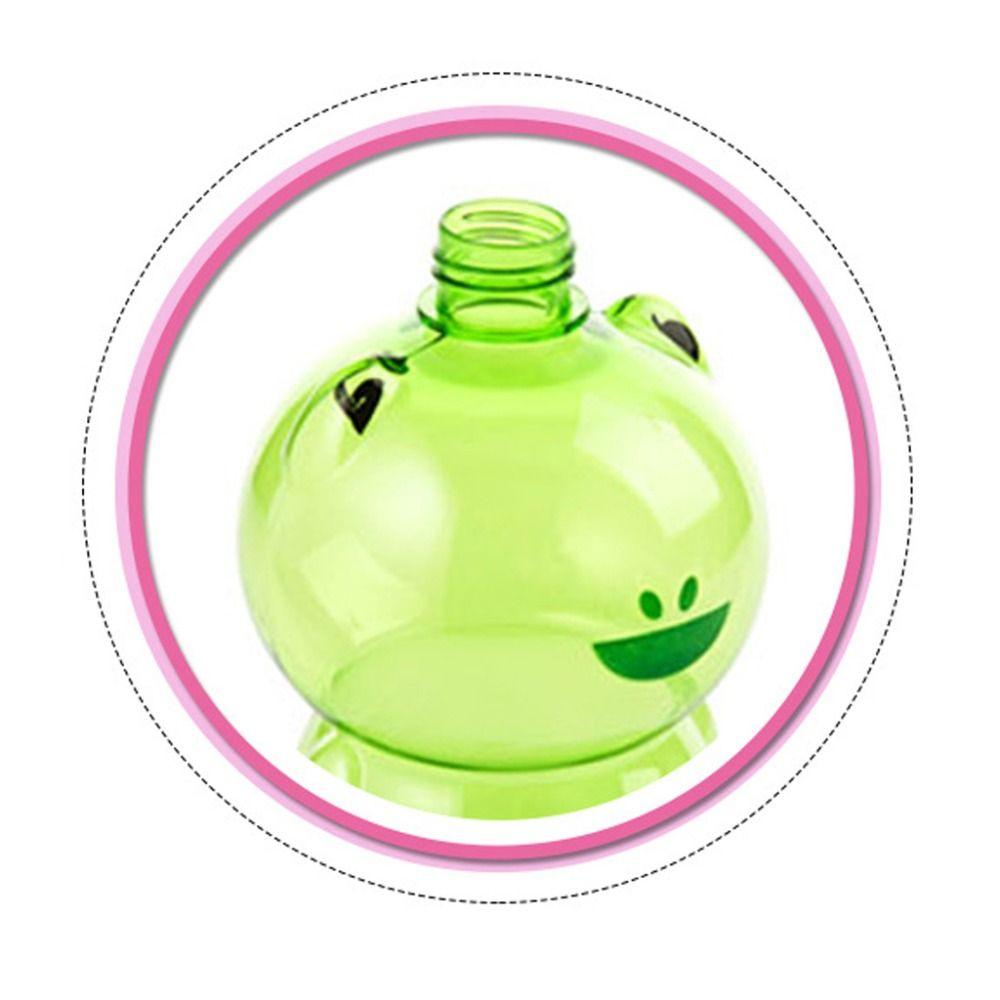 Portable Soap Dispenser Child Cute Animal Press Type Split Empty Pump Bottle