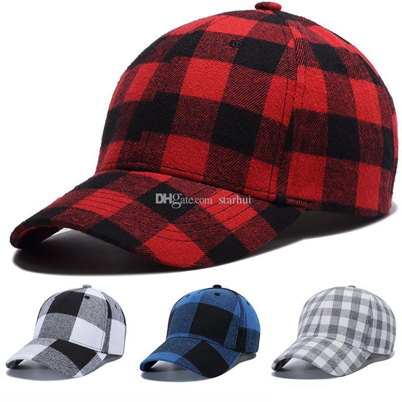 11 الألوان مصمم منقوش قبعات البيسبول قبعات قبعة البيسبول كاب للتصميم رجل إمرأة Casquette قابل للتعديل الحزب القبعة WX9-1839