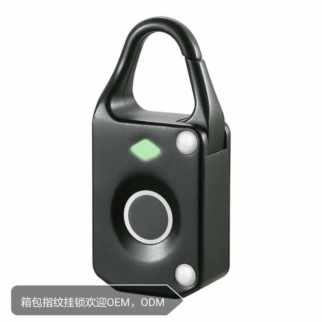 Противоугонная смарт отпечатков пальцев Замок используется в двери / коробки / шкаф