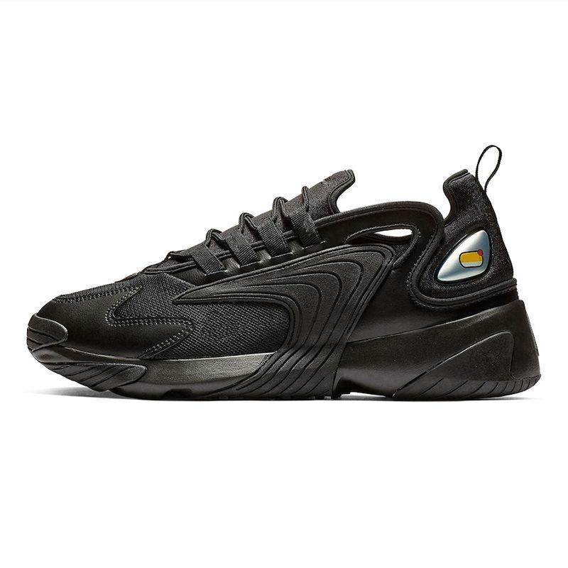 Compre Nike Zoom M2K Púrpura Cremoso Blanco Triple Negro M2k Tekno Zoom 2K Zapatillas De Running Para Hombres Mujeres Royal Blue Deporte Zapatillas De