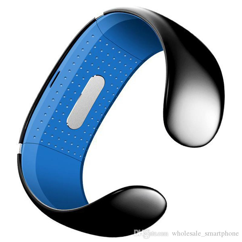 Smart Watch L12S OLED Bluetooth Smart-Armbanduhr-verlorene Erinnerung Pedometer Smart Armband für IOS iPhone und Android Phone Watch