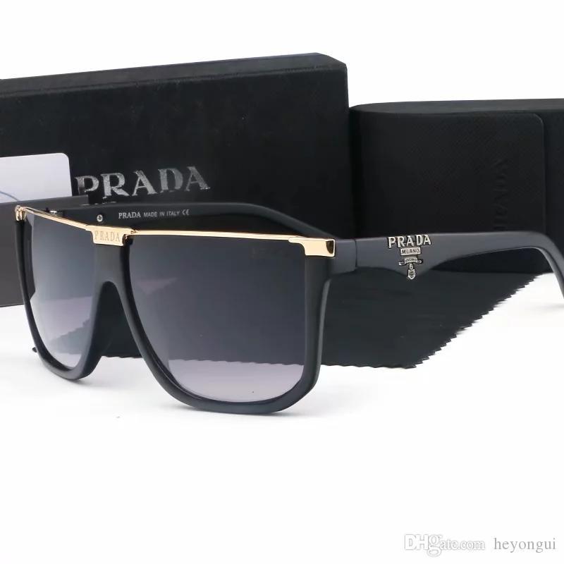 5131 Yüksek Kalite Erkekler ve Kadınlar Için Polarize Lens Moda Güneş Gözlüğü Tasarımcı Gözlük Gözlük Aynalı Güneş Gözlükl ...