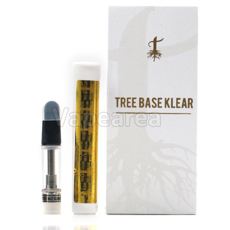Baum Basis Klear Cartridge 0,8 ml Keramik Spule 510 Gewinde Pyrexglas Vape Carts