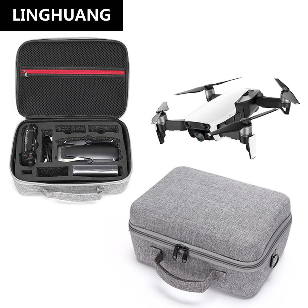 Lightcolor Mini Drone 3 Batteries Accessories Accessories Drone Carrying Case Waterproof Hard Shell Storage Bag Box Suitcase
