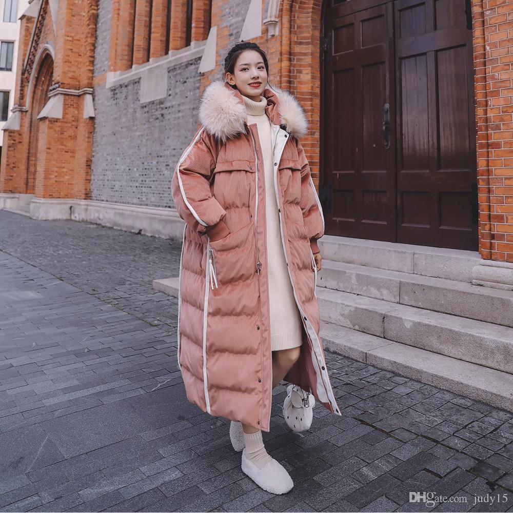Le donne della moda doppio petto puro al 100% di lusso cappotto di lana cachemire di lana del cappotto per l'inverno