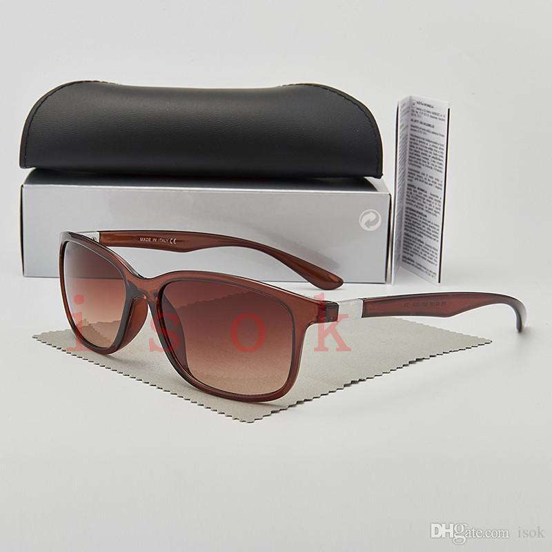 10PCS, 남성 여성 파일럿 안경 디자이너 브랜드 태양 안경 야외 UV400 렌즈 박스 및 케이스에 대한 최고 품질 새로운 패션 선글라스