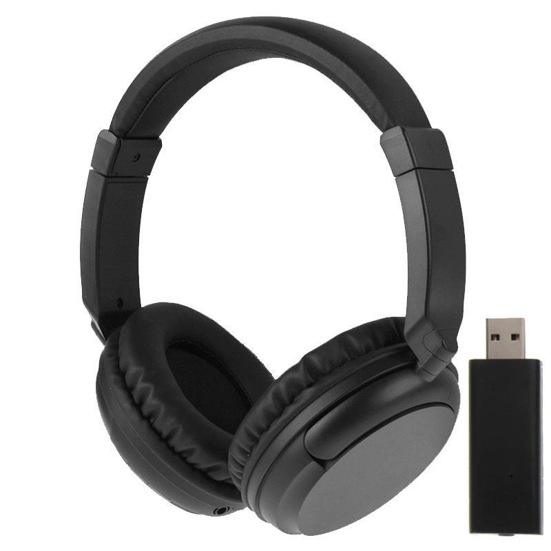 KST-900ST 2.4GHZ اللاسلكية الموسيقى سماعة مع التحكم بحجم الصوت، دعم راديو FM / AUX / MP3