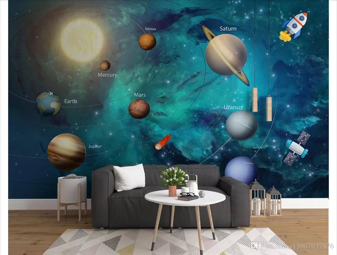 Papel De Parede 3d Wallpapers Custom Photo Mural Wall Paper Hand