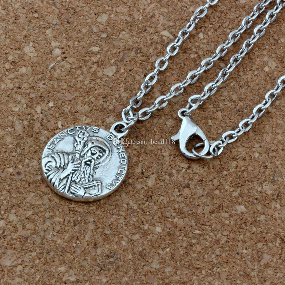 Godfather Men/'s Necklace For Godfather Gift Personalized Necklace Men/'s Jewelry Initial Necklace Men/'s Pendant Necklace Godfather Est