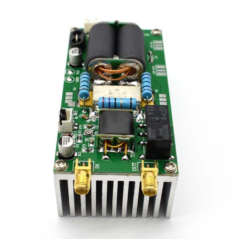 Freeshipping MINIPA Assembled 100W SSB linear HF Power Amplifier with heatsink For YAESU FT-817 KX3 cw AM FM C5-001
