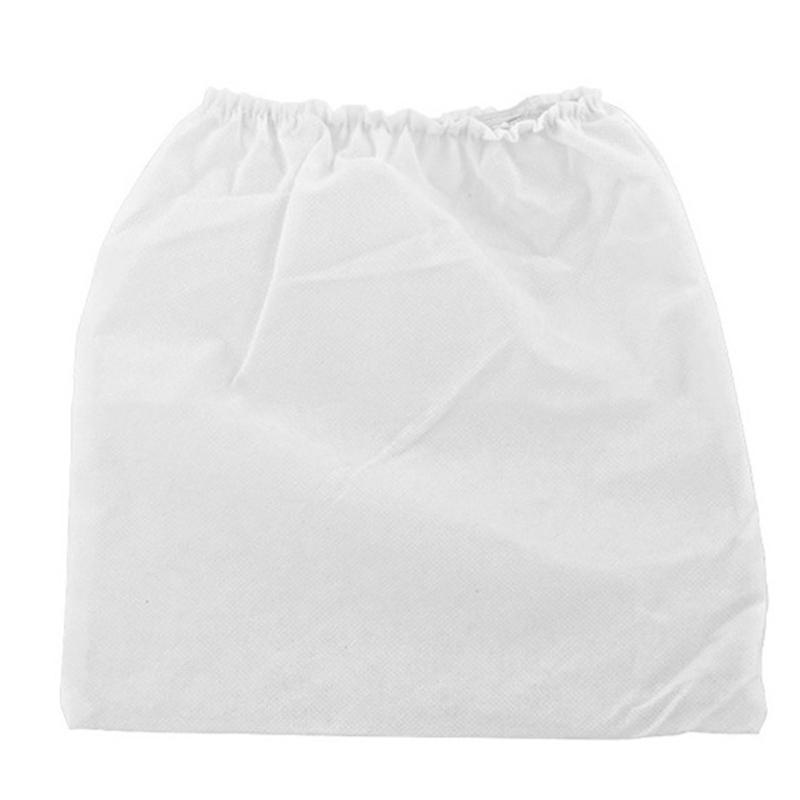 20pcs prego Coletor de pó saco branco Vacuum Cleaner substituição Bags Set Nail Art Coleção Bag Manicure Acessório