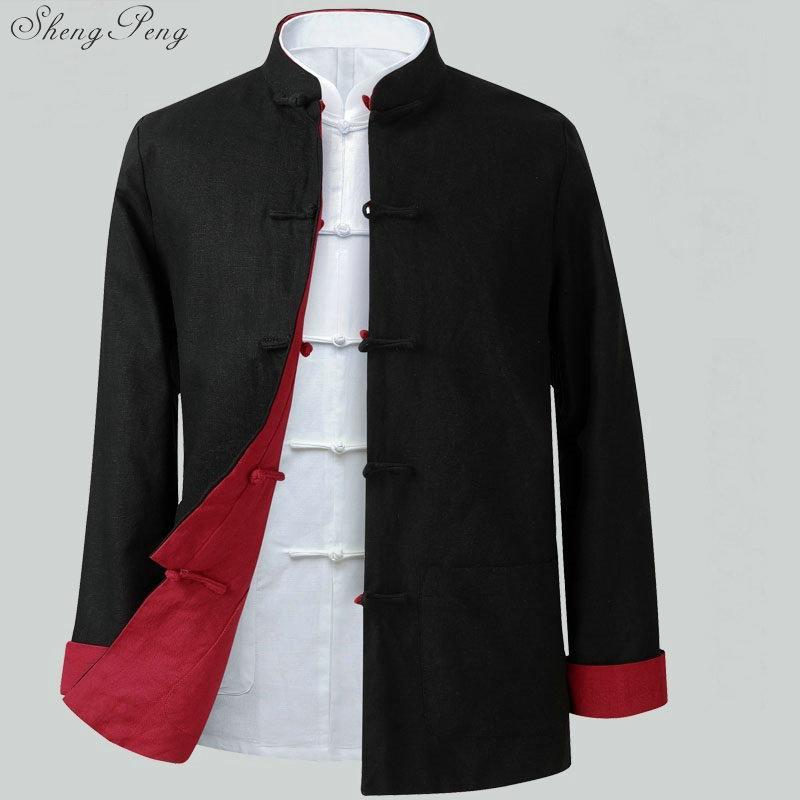 Grosshandel Ethnische Kleidung Orientalische Mens Uniform Chinesische Traditionelle Manner Jacken Online Shop V778 Von Watchlove 52 4 Auf De Dhgate Com Dhgate