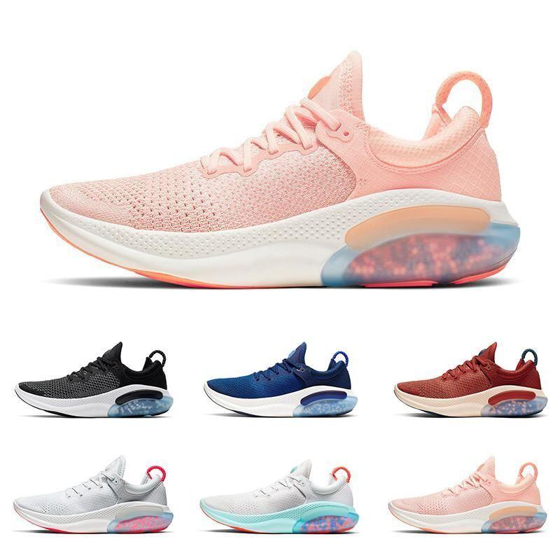 Joyride RUN FK Erkekler kadınların gündelik koşucu Üniversite Kırmızı Üçlü siyah beyaz Yelken Platin Ton 36-45 sneakers Koşu Ayakkabıları