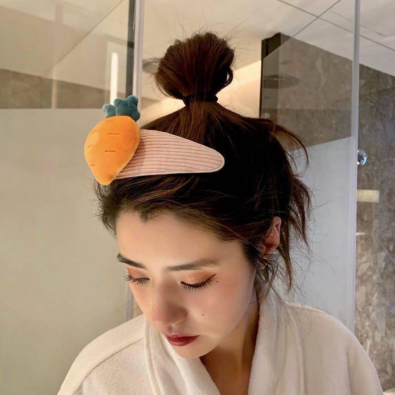 Nuovo Dinosaur capelli pin bella Frutta clip di capelli per le ragazze design Barrette Handmade accessori moda femminile