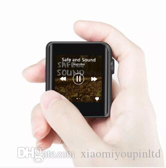 Orijinal Xiaomi youpin M0 Müzik Çalar HD Dokunmatik Ekran Bluetooth 4.1 Apt-X Metal HIFI MP3 Hi-Res Taşınabilir Oyuncu 3007002Z3