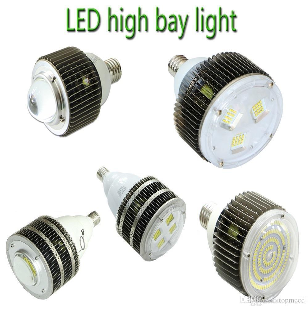 UL DLC E27 E40 Kanca LED Yüksek Defne led ışıkları CREE 100 W 120 W 150 W 200 W 300 W 400 W Benzin Istasyonu Canopy Işıkları AC 110-277 V