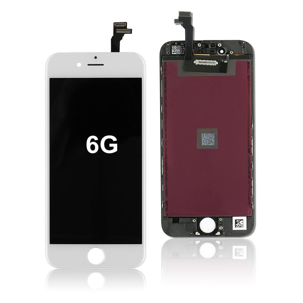 iphone 6 Aksesuarlar için Komple iphone 6 Yedek LCD Dokunmatik Ekran Sayısallaştırıcı LCD için mobil yedek parçalar
