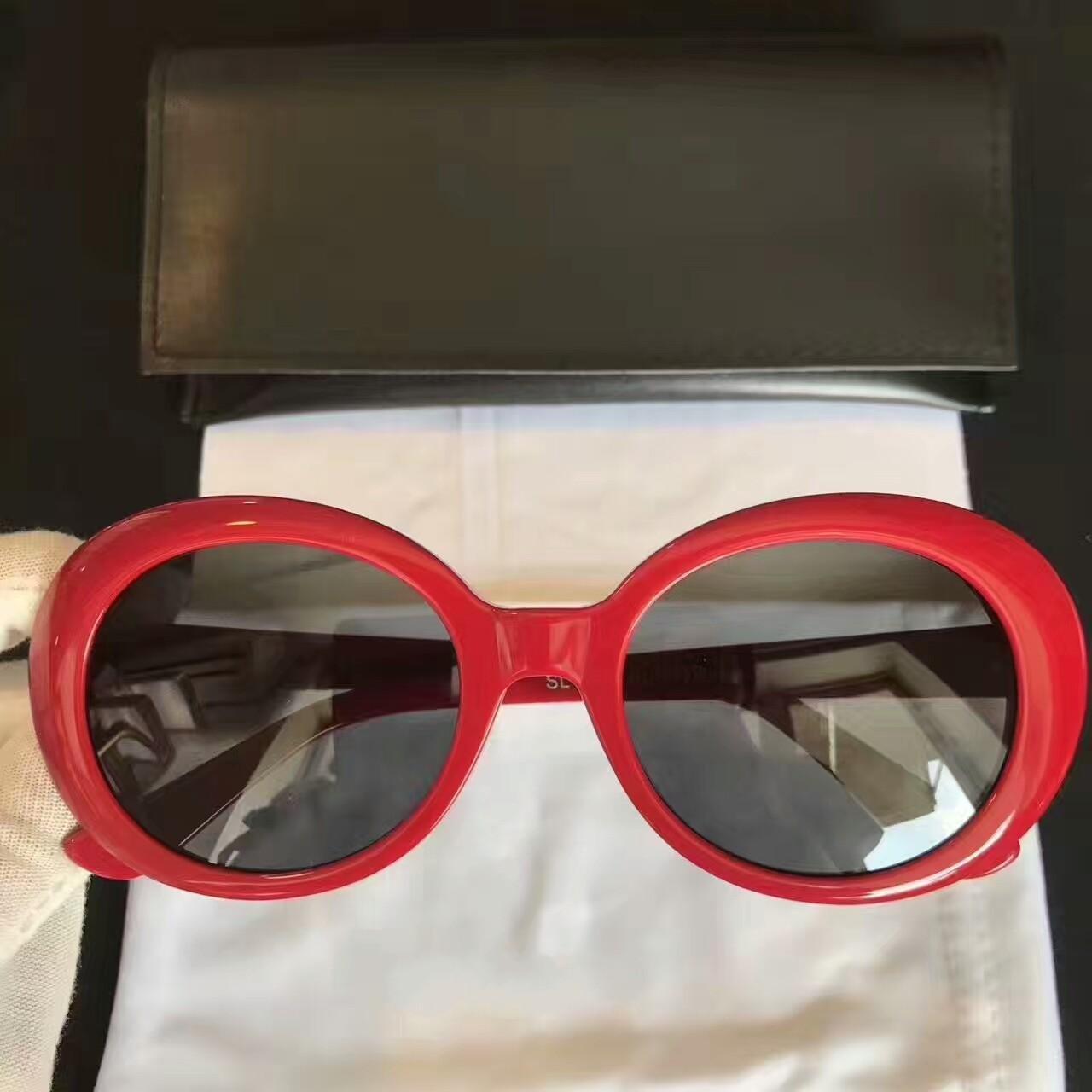 Atacado-designer de óculos de sol para homens óculos de sol para as mulheres homens óculos de sol das mulheres dos homens óculos de grife mens óculos de sol oculos de SL98