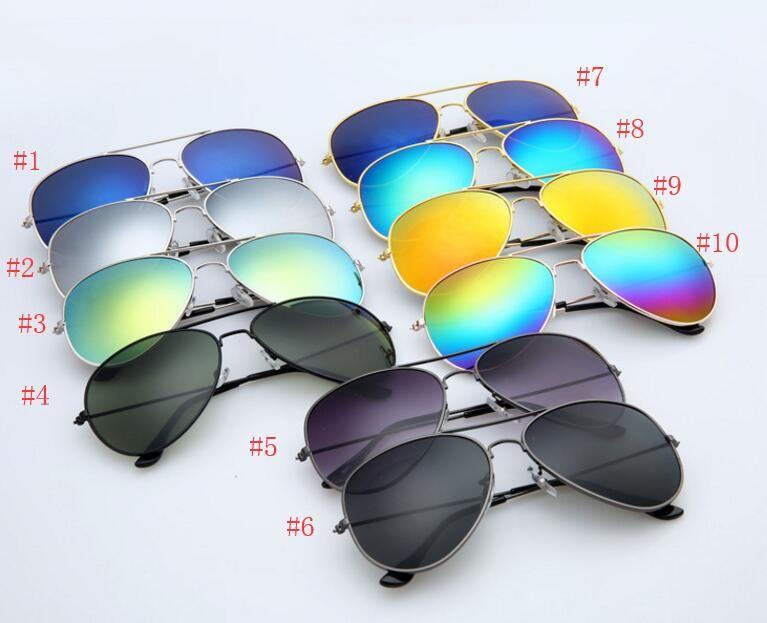 Dazzle Женщина Goggle Пленка Солнцезащитные очки Цвет Металлические Очки Лето Цвет Солнцезащитные Очки Дамы Открытый оттенок Солнцезащитные Солнцезащитные Очки Мода M RGWWJ