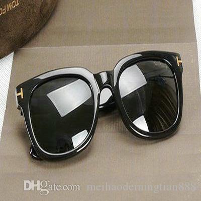 Sun Eyewear High Ford Новая мода Qualtiy Tom Goggle Солнцезащитные очки Очки @ 875 Женщина Эрика Эрика Роскошный Дизайнер Мужской Марка Марка 2021 Для TF211 GKVQL