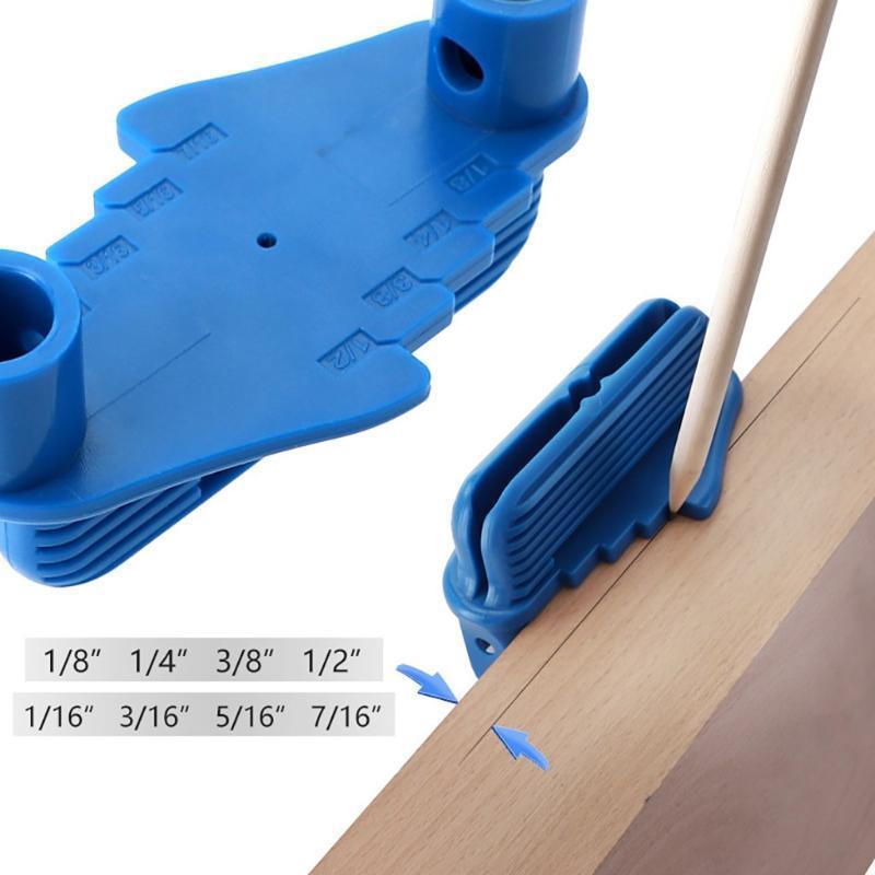 Centro Localizador Linha Scriber Marcação calibre centro offset Ferramentas Scribe para trabalhar madeira Contour calibre único padrão Lápis de madeira