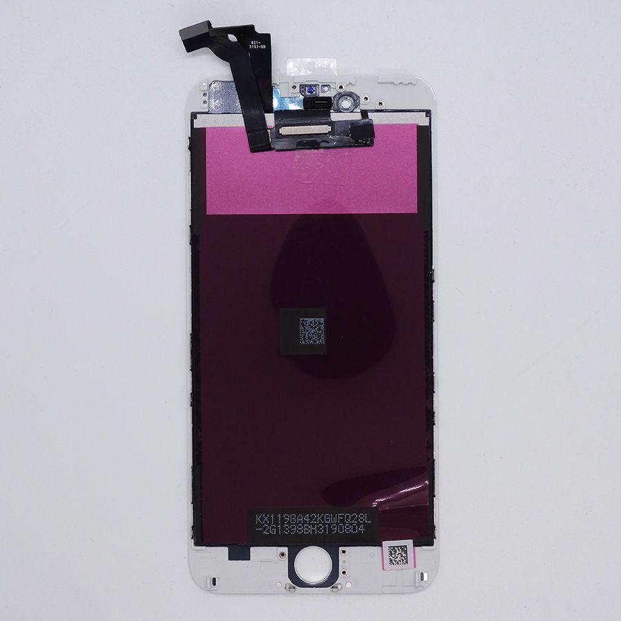 لوحات لمس الشاشة LCD لفون 6 زائد OEM اللون (قريب جدا من اللون الأصلي) عرض محول الأرقام الجمعية استبدال