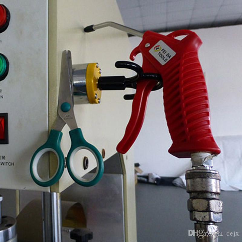 Freeshipping Neodimio Gancho magnético / Soporte magnético Perfecto para colgar Levante Interruptor de encendido / apagado súper potente