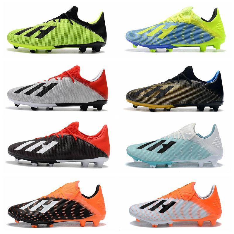 2020 2019 New X 19.3 FIRM GROUND Mens Soccer CLEATS FG Boots Crampons De Football Shoes X19.2 TPU Scarpe Da Calcio From Needs, $70 | DHgate.Com