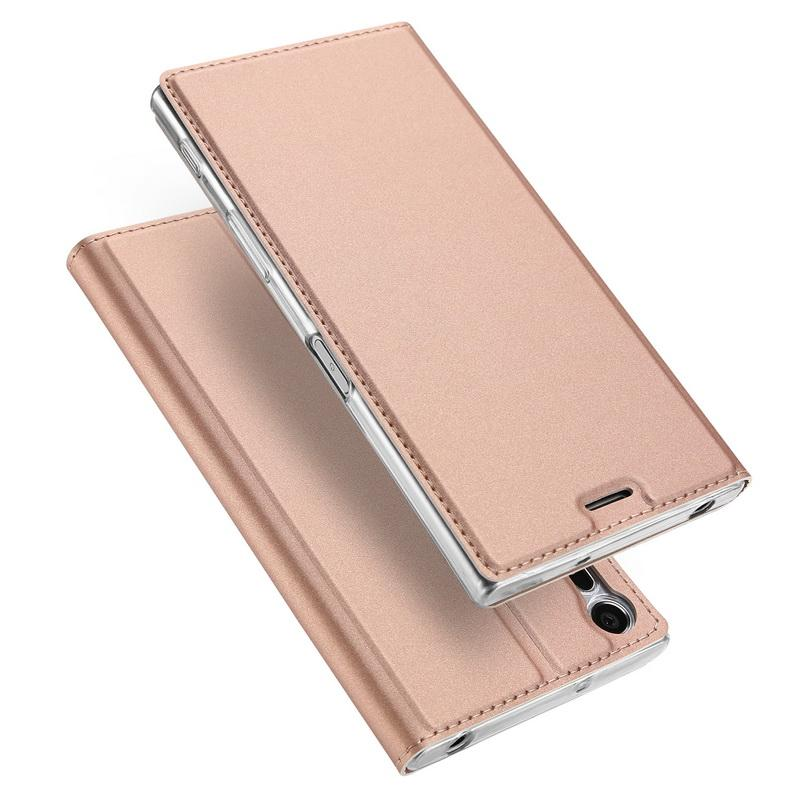 Magnetic Flip Book Case Cover For Sony Xperia XA1 Plus Ultra XZ1 XZ2 Premium XZ X Compact XP Z5 Mini L1 Z6 E6 XA2 XZ3 Coque Capa