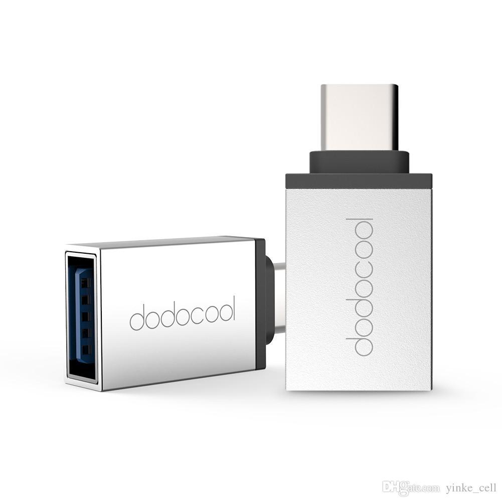 Adaptador micro USB Tipo-C Sincronizador de datos Conector Cable de carga Cargador rápido para MacBook ChromeBook Pixel Nexus Nokia LG