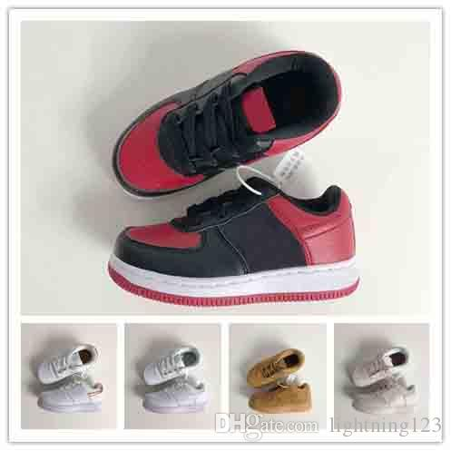 kids Brand discount One 1 Dunk Running Shoes,Sports Skateboarding Ones Shoes High Low Cut White Black Outdoor Trainers Sneakers