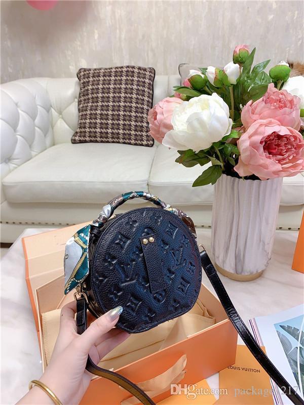 ABC 2020 Ombro New Hot Designer de Moda Bag bolsas de couro Sacos Sacos Bandoleira da embreagem bolsa mochila carteira 77